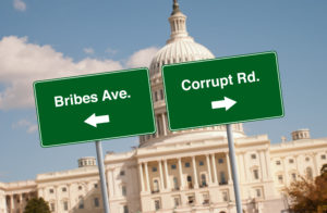 Bribes congress