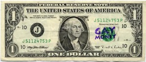gay money