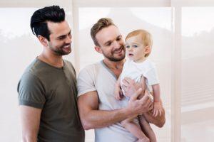 gay parents adoption