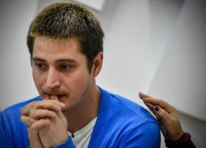 Chechnya victim
