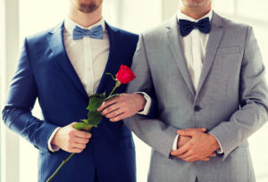 marital presumption for male couples in New York