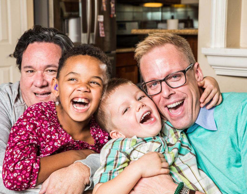 For Gay Parents, First Comes The Baby Then Comes The Debt