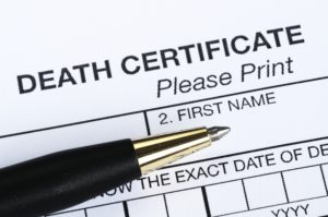 nonbinary death certificates